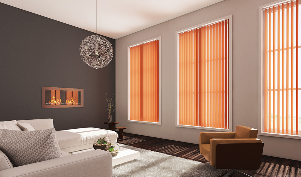 The Advantages of Vertical Blinds