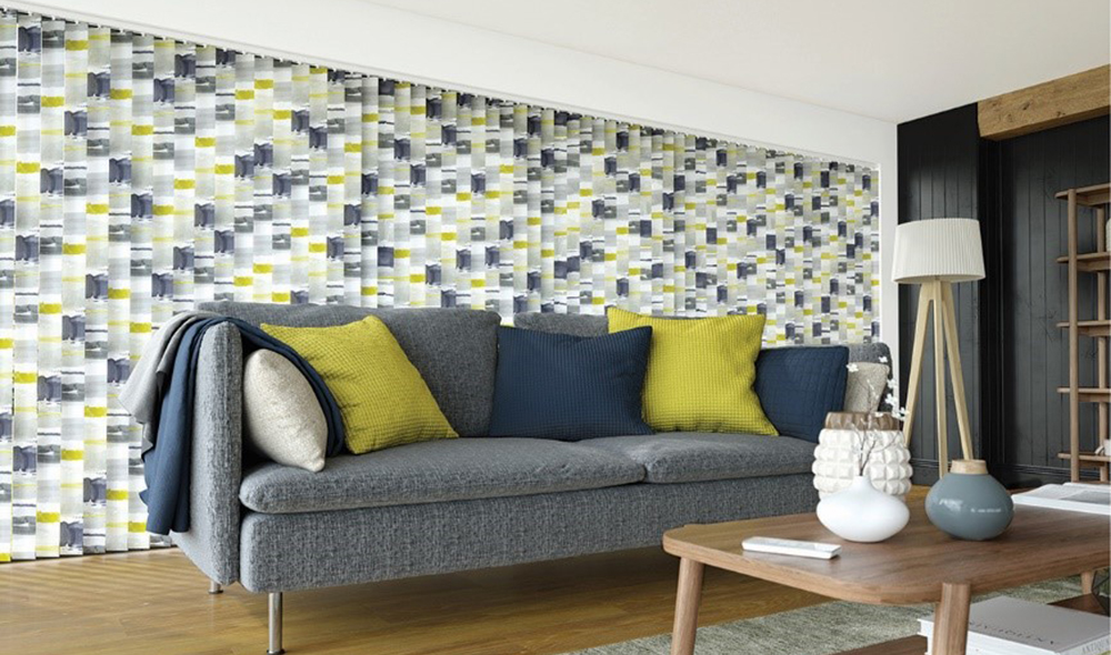 How to add trending patterns to your living room