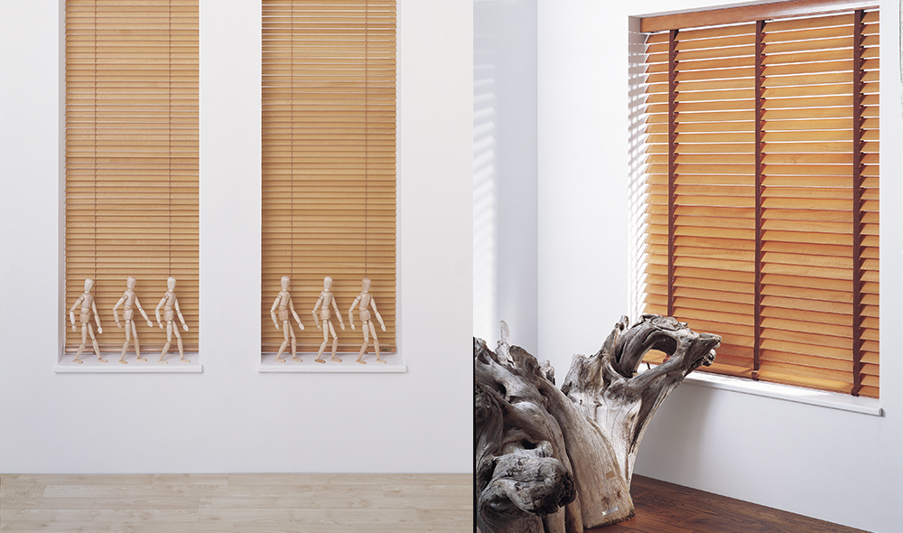 Real vs. Faux Wooden Blinds