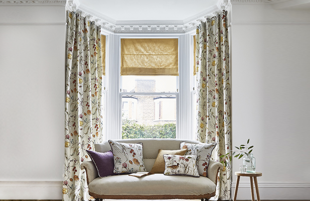 The Benefits of Blinds AND Curtains