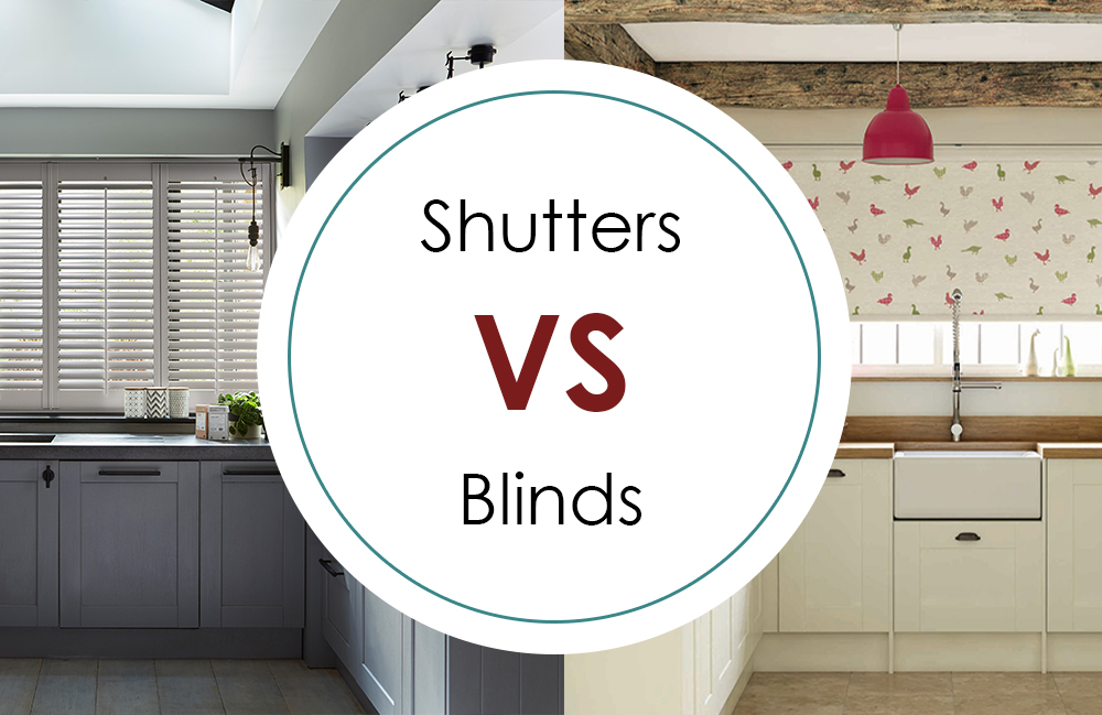 Should I Have Blinds Or Shutters In My Kitchen?