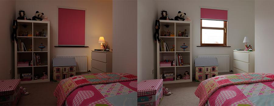 Blackout Blinds For Children's Bedrooms