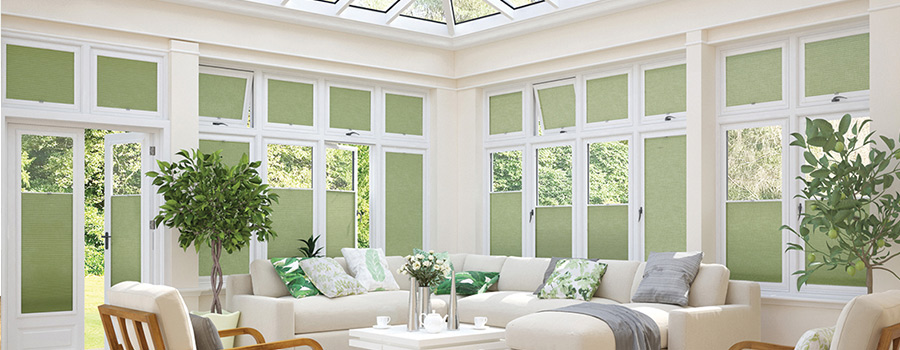 Perfect Fit Blinds Conservatory